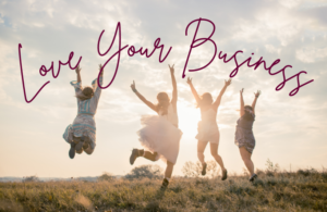 Love Your business can help you build a satisfying holistic practice BUSINESS in just a few hours a month.